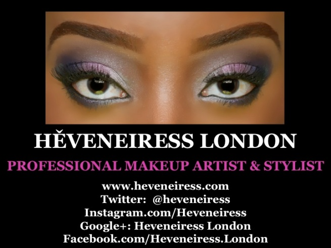 HĚVENEIRESS LONDON