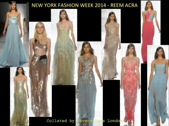 REEM ACRA -NYFW 2014