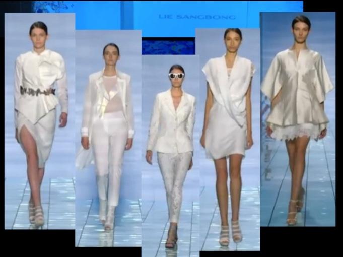 Lie Sangbong - New York Fashion Week