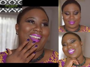 london makeup artists - heveneiress london2