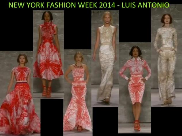 LUIS ANTONIO -NYFW 2014-