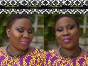 makeup artist in london - heveneiress london
