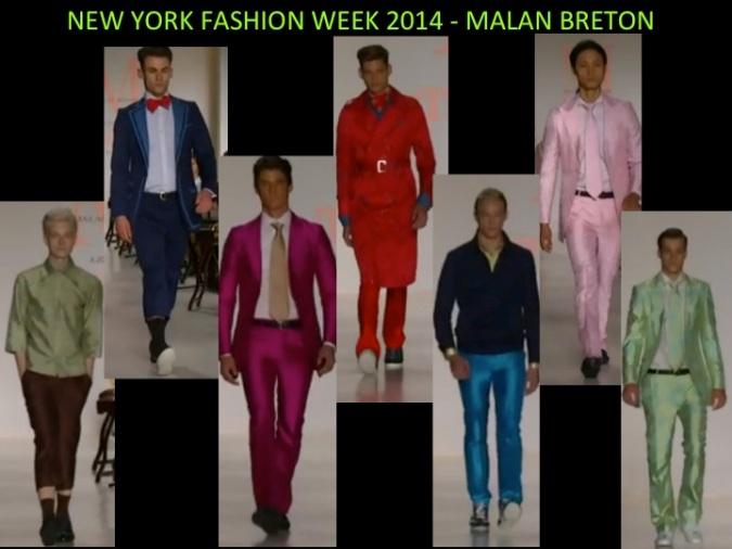 malan breton NYFW 2014