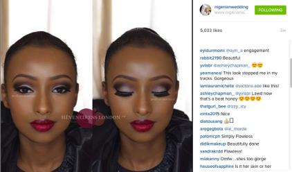 heveneiress - makeup naija - black makeup artists in UK - Bridal makeup - bridal hair - london makeup artists - birmingham makeup artists - reading makeup artist - top makeup artists in UK - Nigerian makeup artist - bella naija
