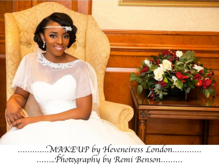 makeup artist - Heveneiress london