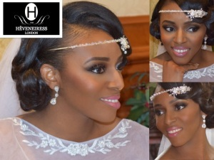 Makeup artists in london - bridal makeup
