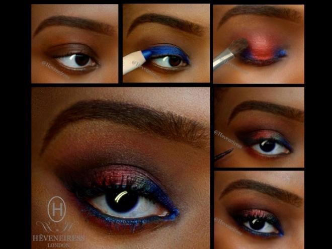 makeup artist - Heveneiress london