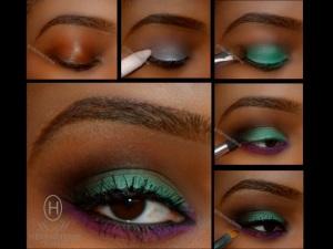 London makeup artist