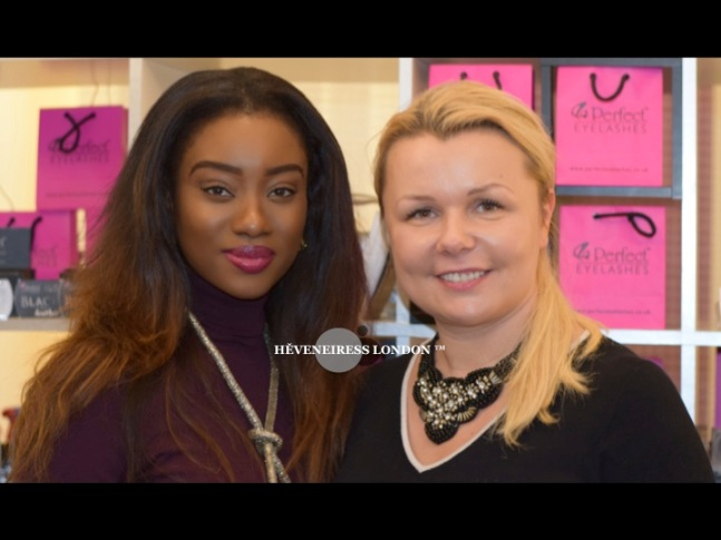makeup artists in london - heveneiress london