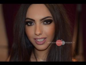 bridal makeup artists in london, london mua - heveneiress london