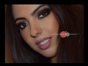 Heveneiress london - makeup artists, stylist, motives cosmetics - contouring