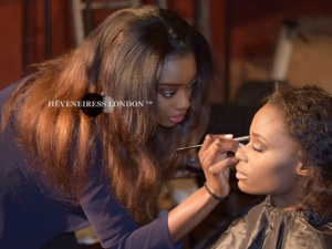 Makeup artists in london, music video, uk producers - heveneiress london