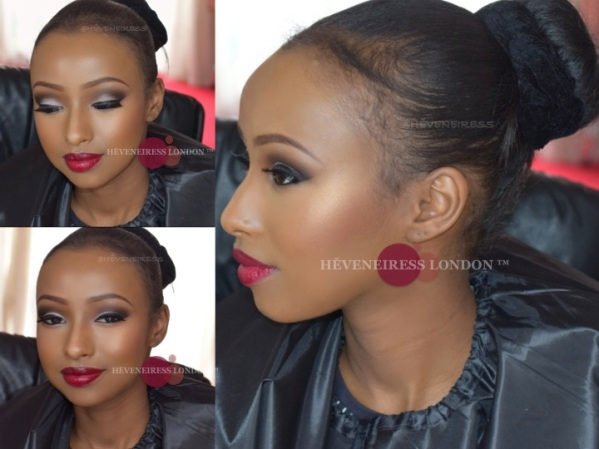 Heveneiress london - makeup naija, makeup artists in london - motives cosmetics - bridal makeup artists in london