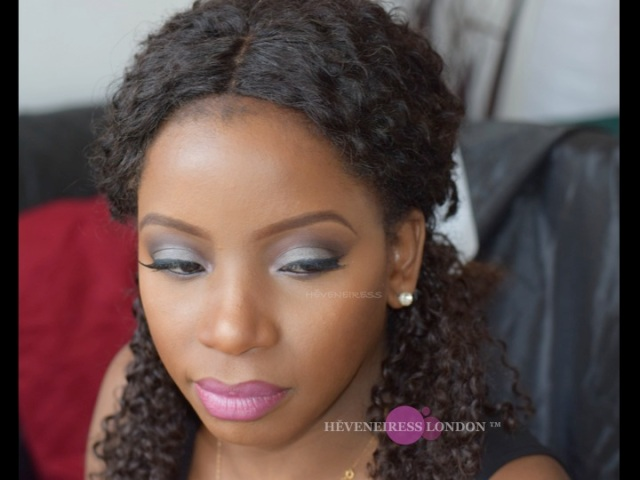 black and asian makeup artists in london  - heveneiress - motives cosmetics - makeup for dark skin - top makeup artists