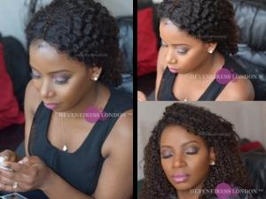 heveneiress -bridal makeup artists in UK - Best makeup artists in UK - makeup tutorial - mac lipstick swatch
