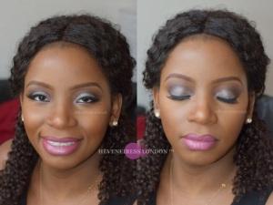 heveneiress london - occ lip tars - london makeup artists - ben nye - makeup naija - london mua