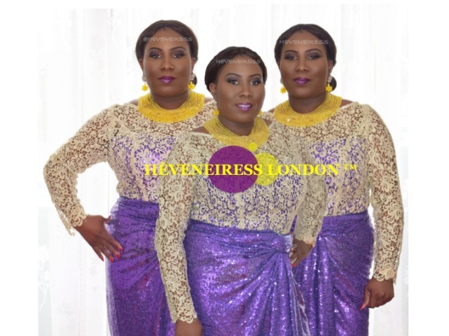 heveneiress london - best makeup artists in london - mac foundation for dark skin - asoebi - gele - nigerian weddings - makeup artists i london - toke makinwa - luton