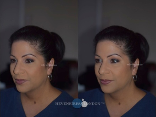 Heveneiress london - bridal hair - black makeup artists in london - bridal makeup - ondon makeup artists - motives cosmetics in uk - top makeup artists in london - birmingham - manchester - liverpool