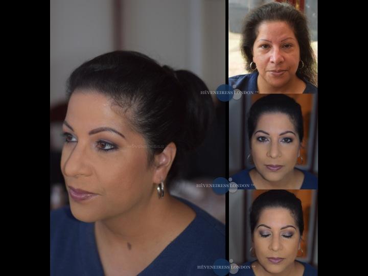 Heveneiress - london makeup artists - best makeup artists in london- asian makeup artists - hair stylists in london - bridal makeup artists in london - black makeup artists in london - uk makeup artist s- manchester - birmingham - reading - kent