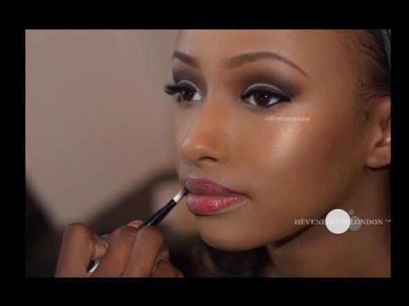 heveneiress - london makeup artists - bridal makeup artists in london - mac foundation - top makeup artists