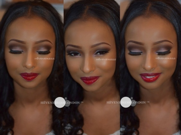 Heveneiress london - makeup artists in london - weddings - makeup naija - abuja makeup artists - lagos makeup artists