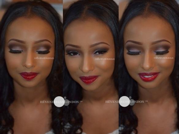 Heveneiress london - makeup artists in london - weddings - makeup naija - abuja makeup artists - lagos makeup artists