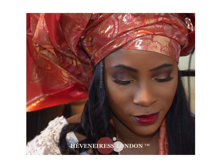 Black Skin African Makeup Artist Manchester Mugeek Vidalondon Heveneiress Uk Artists Asian Bridal