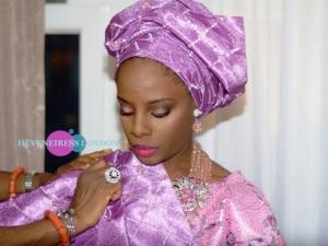 Heveneiress - london makeup artist - photography - necklaces - Vogue magazine
