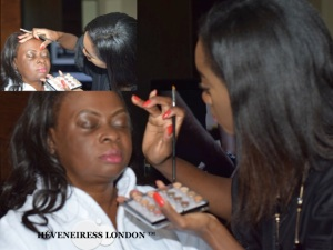 heveneiress london - makeup artists in london - bridal hair stylists in london - bella naija - top makeup artists in london