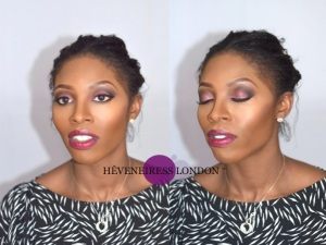 heveneiress london - weddings - contour - highlight - makeup tutors in london - makeup school in london - makeup artist - smokey eyes - london mua -