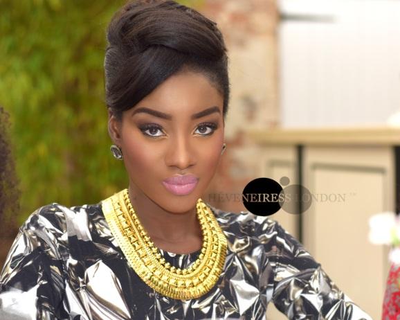 heveneiress london - beautiful black women - olajumoke bamigboye - vogue magazine - Black makeup artists in london - bridal makeup artist sin UK - windsor - cambridge - oxford - kent - bridal hair ideas - stylists in london - AQ AQ