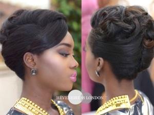 heveneiress london - bridal hair stylists in london - makeup artists in london - bella naija weddings - free lane makeup artists - abuja - lagos - nigerian makeup artists- makeup naija - beyonce