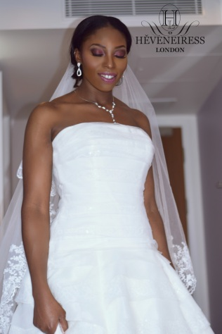 heveneiress london - best bridal makeup artists in london - black bridal makeup artists in london - kent - surrey - oxford - luton - bobbi brown foundation on dark skin - london brides - bridal gowns- top uk makeup artists - black bride
