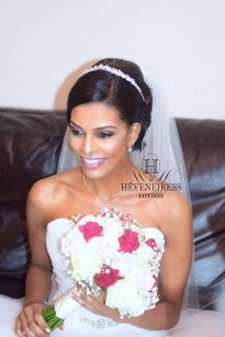 heveneiress - london makeup artists - bridal hair stylists in london - lagos - abuja - bella naija - top makeup artists in london - eritrean bride