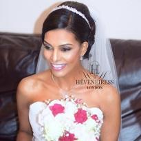 heveneiress - london makeup artists - bridal hair stylists in london - lagos - abuja - bella naija - top makeup artists in london - eritrean bride
