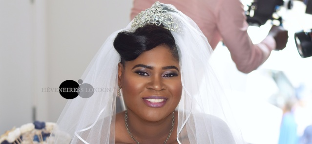 Bridal Makeup Tutorial For Dark Skin : bridal makeup for dark skin H?VENEIRESS LONDON