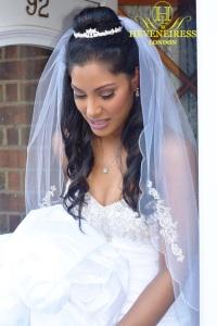 heveneiress london - best bridal makeup artists in london - black bridal makeup artists in london - kent - surrey - oxford - luton - bobbi brown foundation on dark skin - london brides - mac lip stick on dark skin - top uk makeup artists - black bride