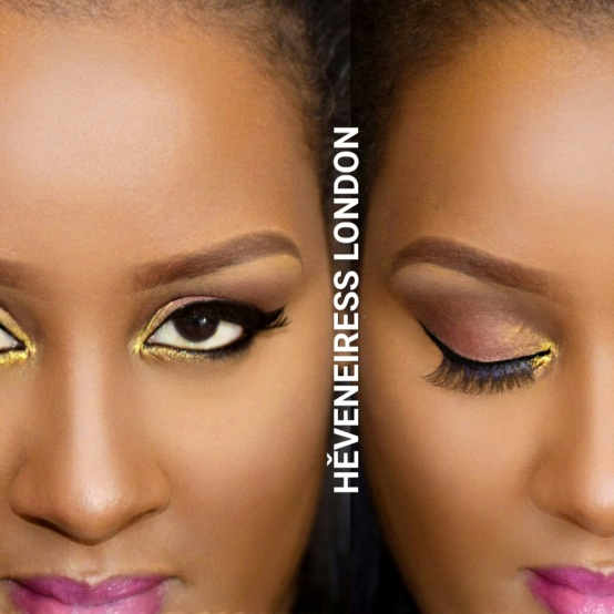 heveneiress - makeup artists in UK - london makeup artists - bridal makeup artist in london - surrey - windsor - luton - oxford
