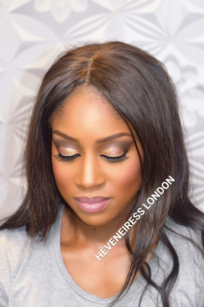 bridal makeup artist in london - black makeup artists in london - surrey - oxford - cambridge - luton - windsor - heveneiress - bella naija