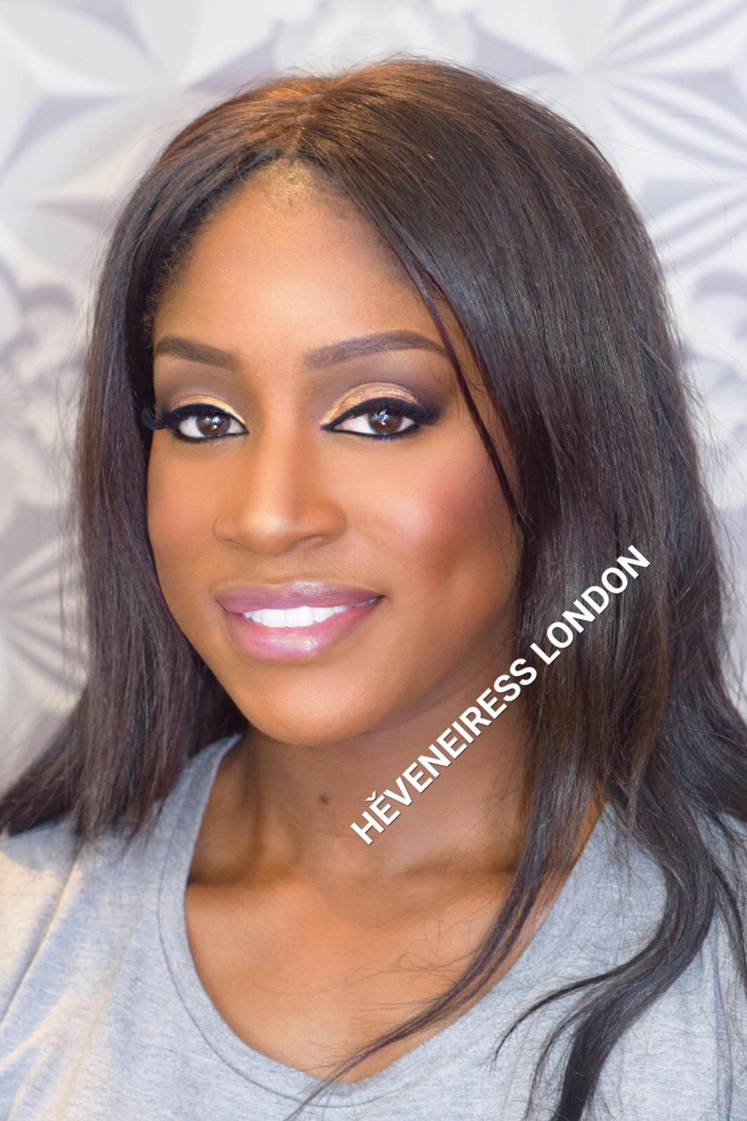 ... heveneiress london - london makeup artists - bridal makeup artists - black makeup artists in london ...