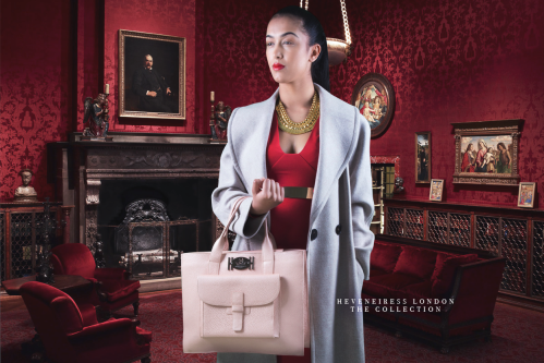 KIKI BAG - Pearl - Heveneiress london - kate middleton -handmade leather bags - makeup artists in london - vogue magazine - konga - tatler magazine - fashion week - upcoming designers - top makeup artists in london