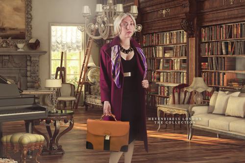 MAILO CASE - Heveneiress london - handmade leather bags - makeup artists in london - vogue magazine - konga - tatler magazine - fashion week - upcoming designers - top makeup artists in london- female briefcases