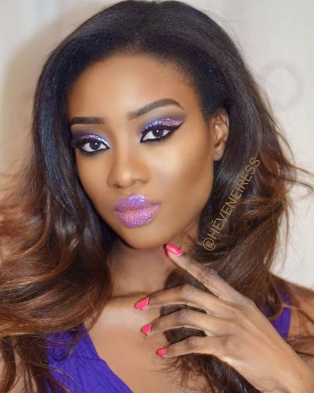 Heveneiress London - makeup artist - bridal makeup - black and asian makeup artists in london - dark skin foundation - Windsor -oxford - bella naija - nigerian weddings - london weddings - asoebi - makeup tutorials in london - best UK makeup artist-