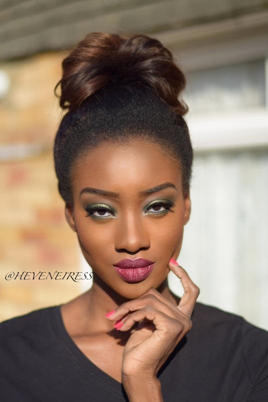 Heveneiress London - makeup artist - bridal makeup - black makeup artists in london - vogue magazine - Windsor - kent - nigerian - bella naija - nigerian weddings - london weddings - asoebi - makeup tutorials in london - best makeup artist in london