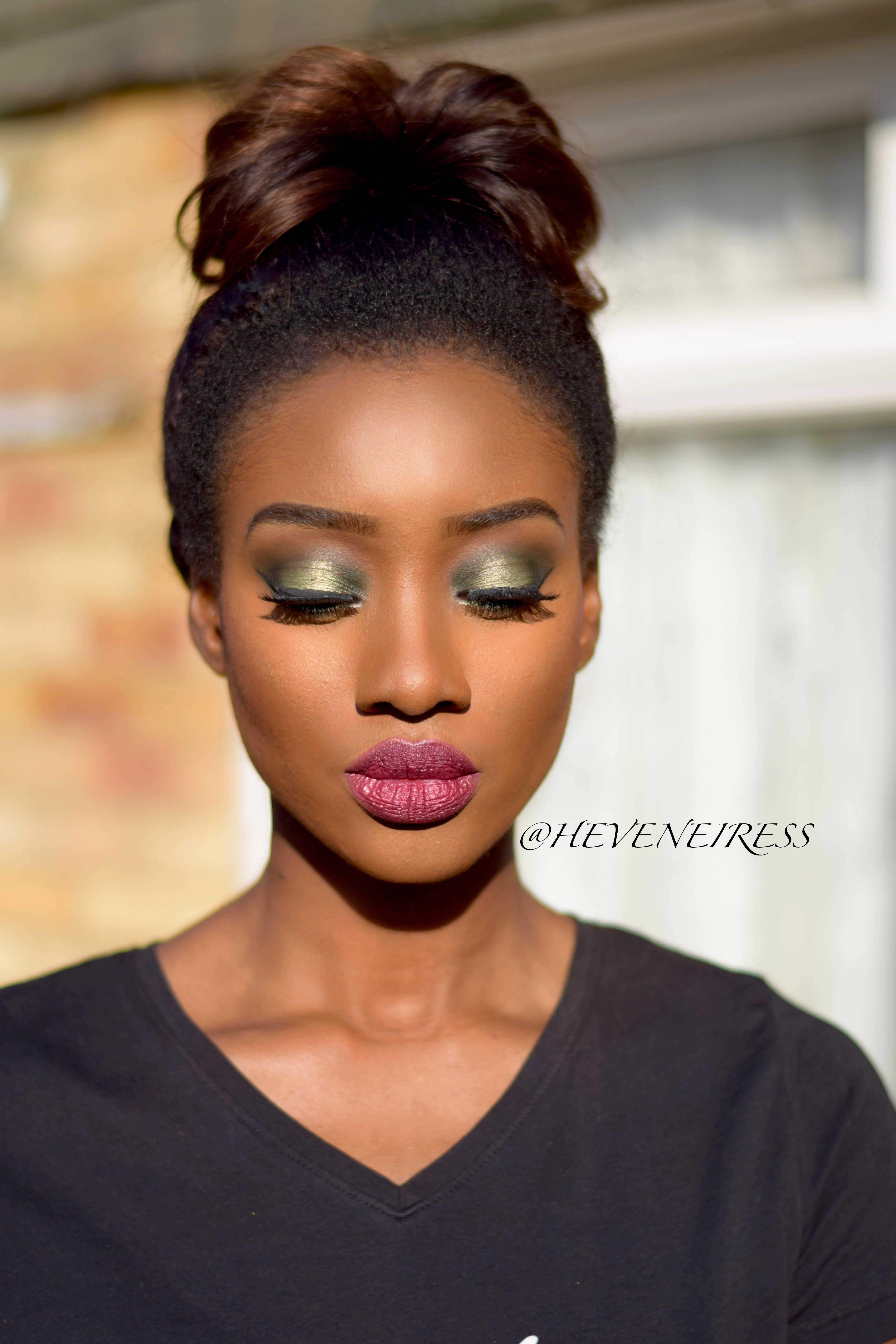 Pin by eseosa osunde on Diverse beauty Bridal makeup