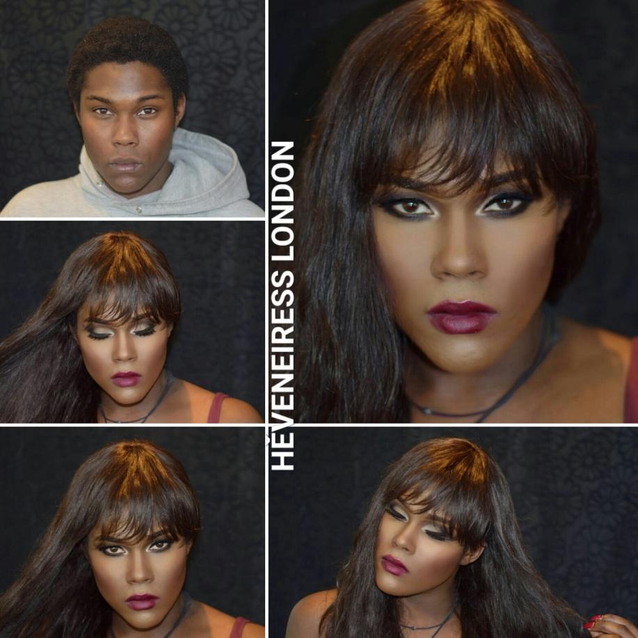heveneiress london makeup artist london top makeup artist