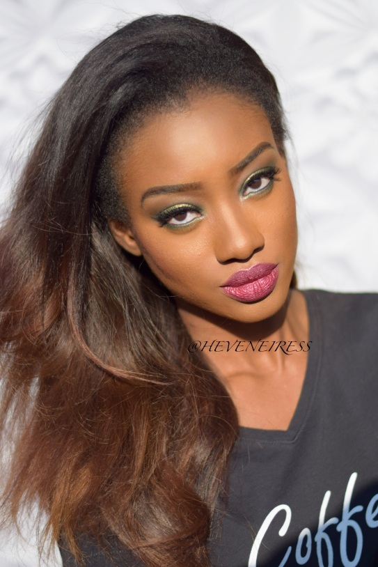 Heveneiress - makeup artist in london - olajumoke bamigboye - bridal makeup artist - bella naija - asoebi - bridal hair styles - black makeup artists in london