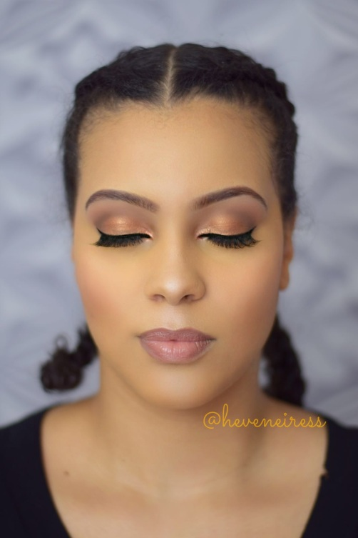 heveneiress - london makeup artists - bella naija - asoebi - makeup on black skin - best makeup artists in london - bridal makeup artists - london - oxford - surrey - kent - asoebi makeup - bridal makeup