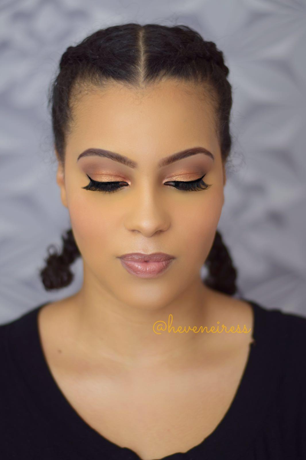 Bridal Makeup For Dark Skin
