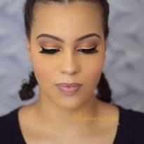 heveneiress - london makeup artists - bella naija - asoebi - makeup on black skin - best makeup artists in london - bridal makeup artists - london - oxford - surrey - kent - bridal hair stylist in london